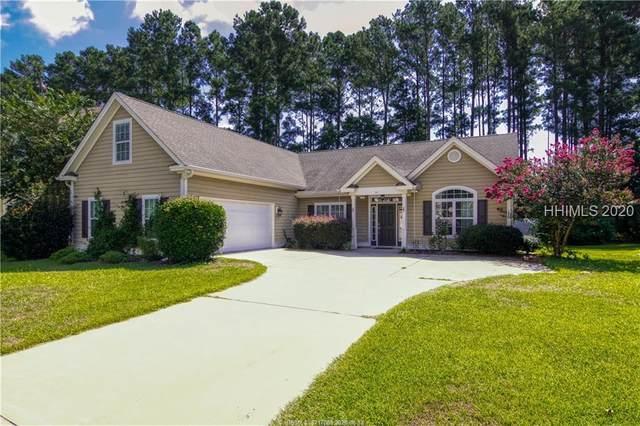 106 Weston Court, Bluffton, SC 29910 (MLS #406250) :: Southern Lifestyle Properties