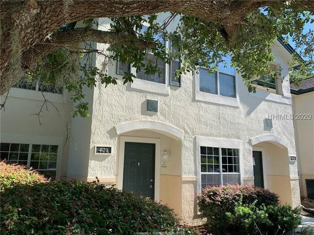 897 Fording Island Road #401, Bluffton, SC 29910 (MLS #406286) :: Southern Lifestyle Properties