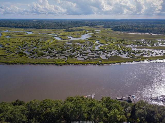 182 Bull Point Drive, Seabrook, SC 29940 (MLS #406305) :: Southern Lifestyle Properties