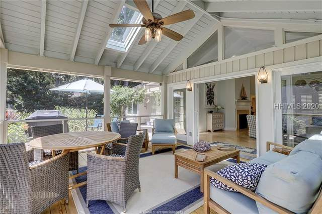 8 Market Place Drive, Hilton Head Island, SC 29928 (MLS #406337) :: Southern Lifestyle Properties