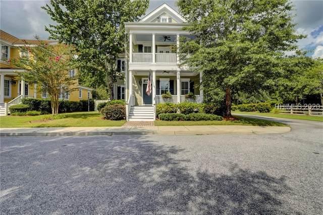121 Great Heron Way, Bluffton, SC 29909 (MLS #406379) :: Southern Lifestyle Properties