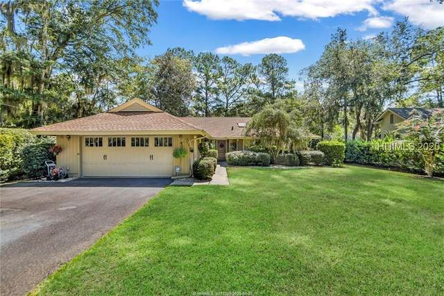 16 Wood Eden Lane, Bluffton, SC 29910 (MLS #406409) :: Collins Group Realty