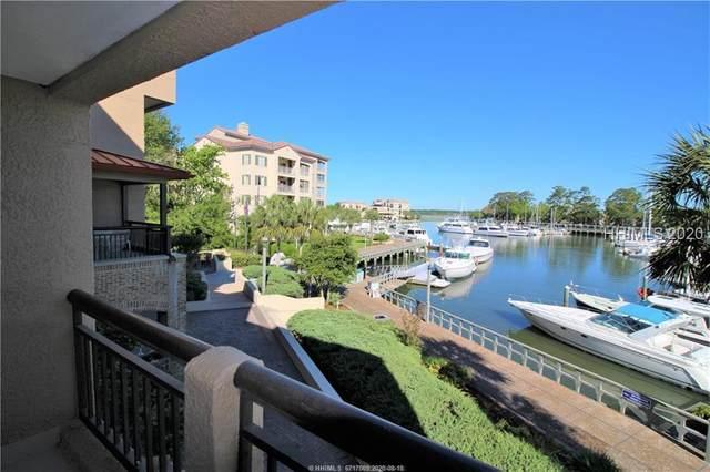 9 Harbourside Lane 7308A, Hilton Head Island, SC 29928 (MLS #406455) :: Hilton Head Dot Real Estate