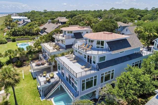 26 Carters Manor, Hilton Head Island, SC 29928 (MLS #406463) :: Collins Group Realty