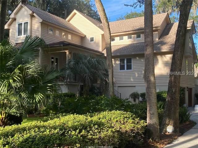 20 Rum Row, Hilton Head Island, SC 29928 (MLS #406471) :: Schembra Real Estate Group