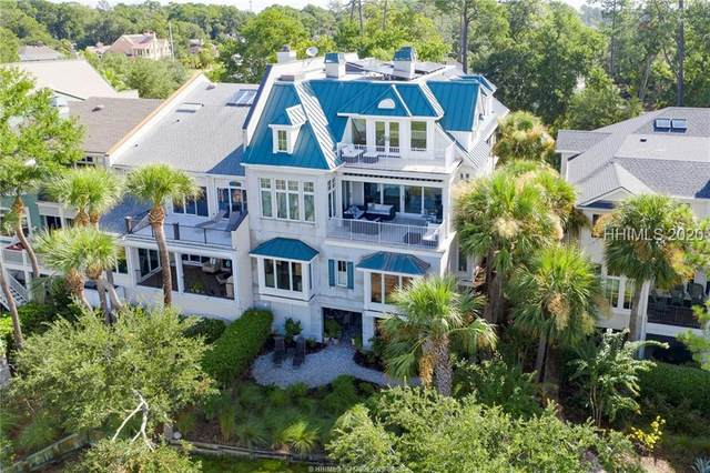 75 Harbour Passage, Hilton Head Island, SC 29926 (MLS #406506) :: Hilton Head Dot Real Estate