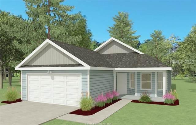 378 Fort Sullivan Drive, Ridgeland, SC 29936 (MLS #406509) :: Southern Lifestyle Properties
