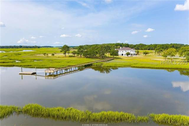 50 Gardner Drive, Saint Helena Island, SC 29920 (MLS #406556) :: The Alliance Group Realty