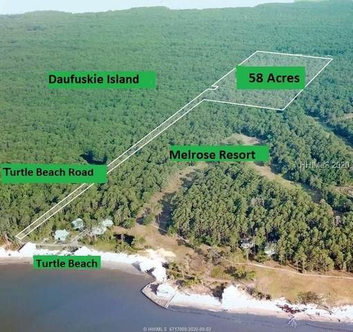 101 Turtle Beach Road, Daufuskie Island, SC 29915 (MLS #406606) :: The Alliance Group Realty