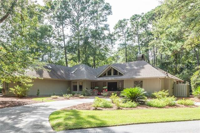 29 Fallen Arrow Drive, Hilton Head Island, SC 29926 (MLS #406631) :: Schembra Real Estate Group