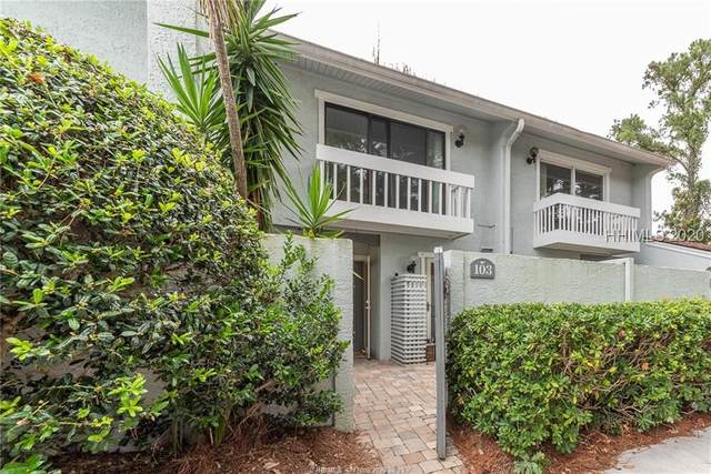 2 William Hilton Parkway #103, Hilton Head Island, SC 29926 (MLS #406674) :: Schembra Real Estate Group