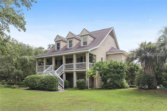 20 Tabby Road, Hilton Head Island, SC 29928 (MLS #406697) :: The Sheri Nixon Team