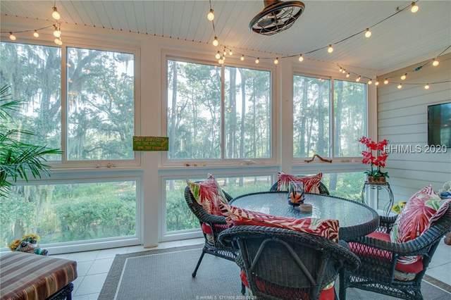 5 Crescent Point Drive 5A, Bluffton, SC 29910 (MLS #406712) :: Hilton Head Dot Real Estate
