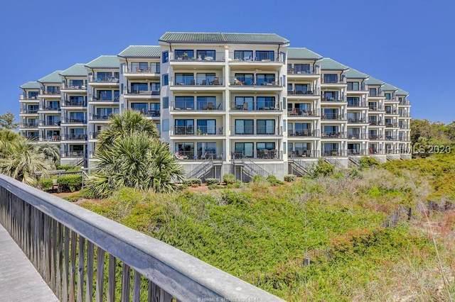 50 Starfish Drive #103, Hilton Head Island, SC 29926 (MLS #406723) :: Schembra Real Estate Group