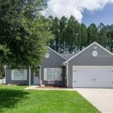 418 Colony Drive, Ridgeland, SC 29936 (MLS #407789) :: Southern Lifestyle Properties