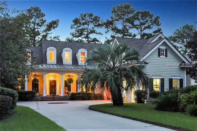 1 Kershaw Drive, Bluffton, SC 29910 (MLS #407791) :: Hilton Head Dot Real Estate