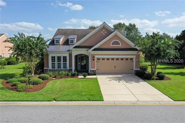 4 Cypress Vine Court, Bluffton, SC 29910 (MLS #407821) :: Collins Group Realty