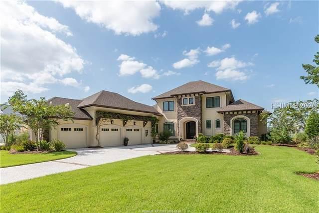 38 Fish Dancer Court, Bluffton, SC 29910 (MLS #407837) :: Southern Lifestyle Properties