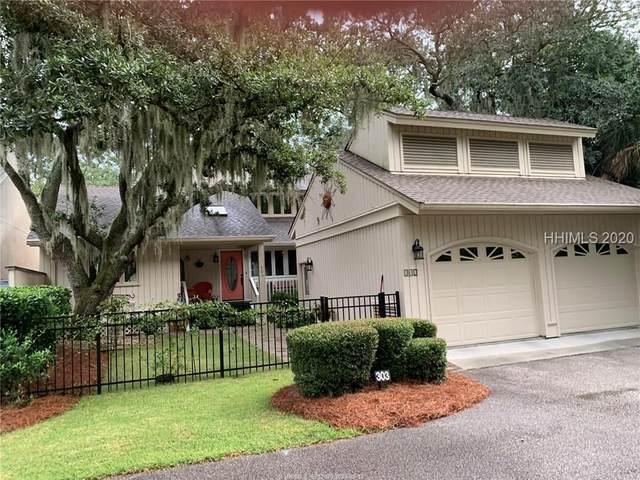 303 Moss Creek Drive, Hilton Head Island, SC 29926 (MLS #407843) :: Hilton Head Dot Real Estate