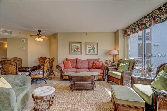 1 Ocean Lane #2413, Hilton Head Island, SC 29928 (MLS #407849) :: Hilton Head Dot Real Estate
