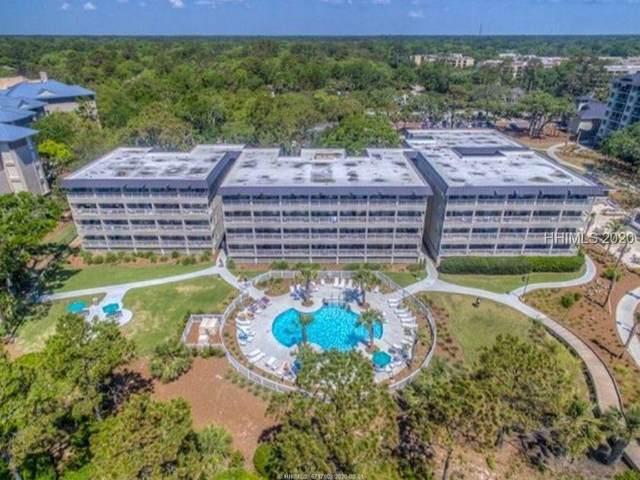 43 S Forest Beach Drive #121, Hilton Head Island, SC 29928 (MLS #407856) :: The Coastal Living Team