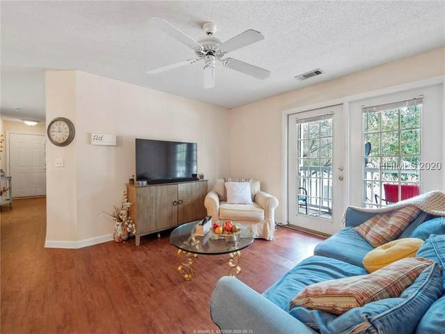 100 Kensington Boulevard #313, Bluffton, SC 29910 (MLS #407861) :: Schembra Real Estate Group