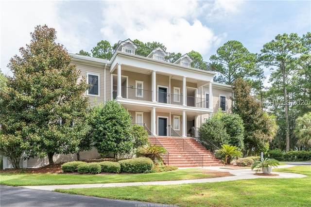 5 Crescent Point Drive 5C, Bluffton, SC 29910 (MLS #407872) :: Schembra Real Estate Group