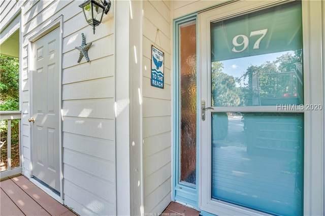 125 Cordillo Parkway #97, Hilton Head Island, SC 29928 (MLS #407956) :: Southern Lifestyle Properties