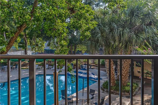 10 Lemoyne Avenue #209, Hilton Head Island, SC 29928 (MLS #407972) :: The Alliance Group Realty