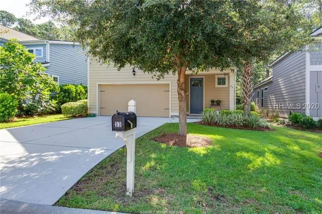 33 Dewees Lane, Hilton Head Island, SC 29928 (MLS #408002) :: Southern Lifestyle Properties