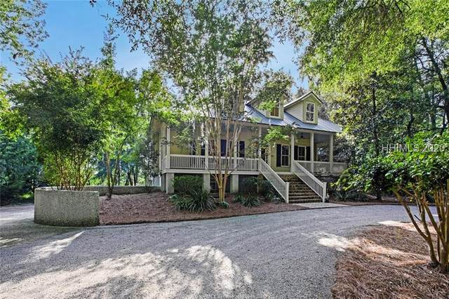 104 Barnaby Bluff, Seabrook, SC 29940 (MLS #408084) :: Hilton Head Dot Real Estate