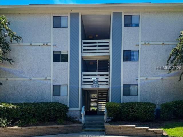 45 Folly Field Road 7H, Hilton Head Island, SC 29928 (MLS #408145) :: The Coastal Living Team