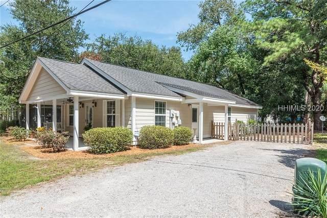1822 Drayton Drive, Port Royal, SC 29935 (MLS #408264) :: Hilton Head Dot Real Estate