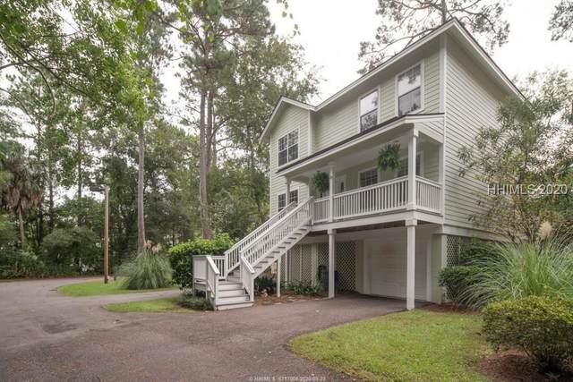 79 Pine Burr Road W #79, Hilton Head Island, SC 29926 (MLS #408351) :: RE/MAX Island Realty