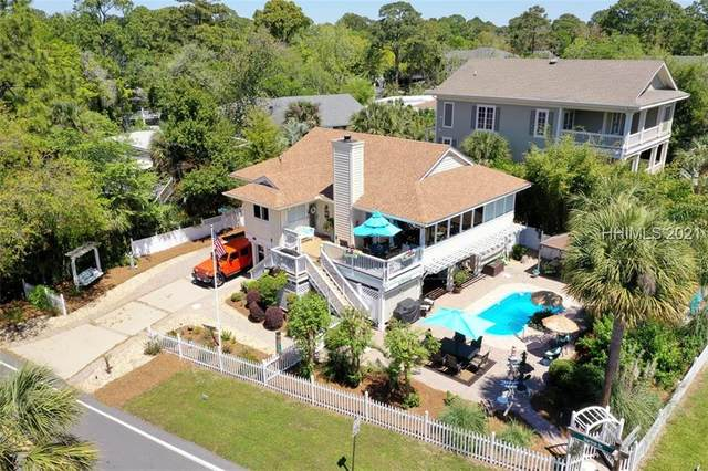 1 Sand Dollar Road, Hilton Head Island, SC 29928 (MLS #408357) :: The Alliance Group Realty