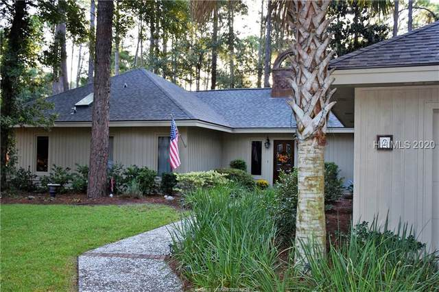 2 Wing Shell Lane, Hilton Head Island, SC 29926 (MLS #408392) :: Southern Lifestyle Properties