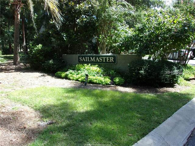 37 Sailmaster Common #37, Hilton Head Island, SC 29928 (MLS #408412) :: Collins Group Realty