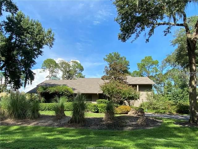 21 Oyster Reef Drive, Hilton Head Island, SC 29926 (MLS #408420) :: Hilton Head Dot Real Estate
