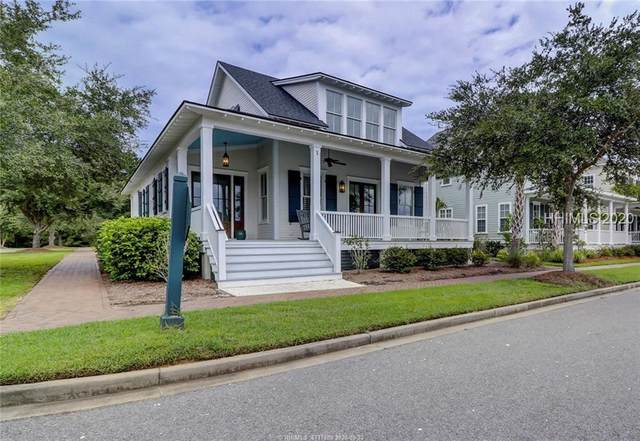 1 Caspian Lane, Bluffton, SC 29909 (MLS #408484) :: Hilton Head Dot Real Estate