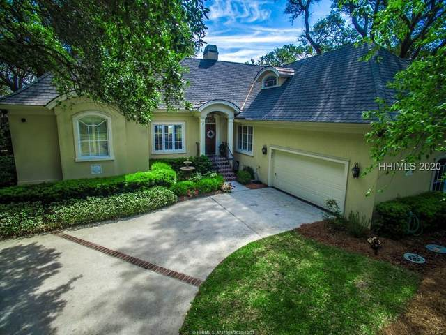 13 Ocean Point Way, Hilton Head Island, SC 29928 (MLS #408605) :: The Alliance Group Realty