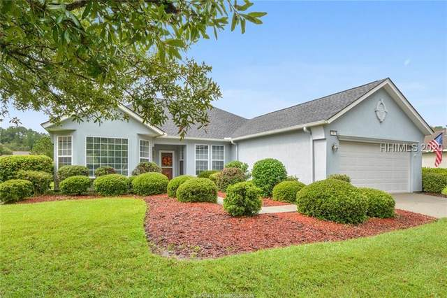 9 Hampton Cir, Bluffton, SC 29909 (MLS #408629) :: Schembra Real Estate Group