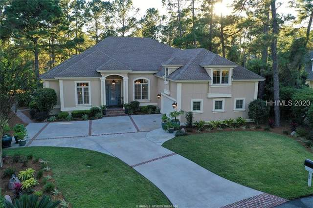 15 Ellis Court, Hilton Head Island, SC 29926 (MLS #408699) :: Collins Group Realty