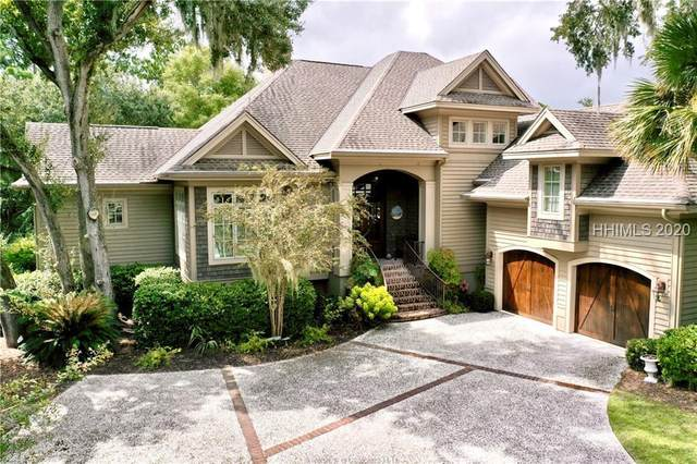 52 Hearthwood Drive, Hilton Head Island, SC 29928 (MLS #408702) :: The Alliance Group Realty