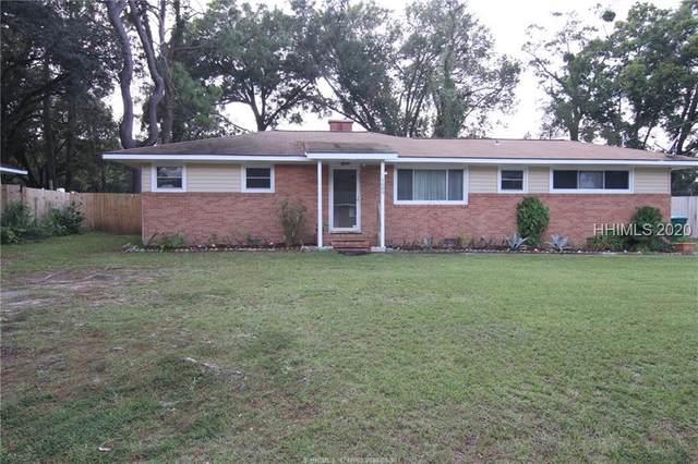 1600 Camellia Road, Beaufort, SC 29902 (MLS #408724) :: The Sheri Nixon Team