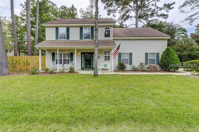 61 Monticello Drive, Hilton Head Island, SC 29926 (MLS #408782) :: Schembra Real Estate Group