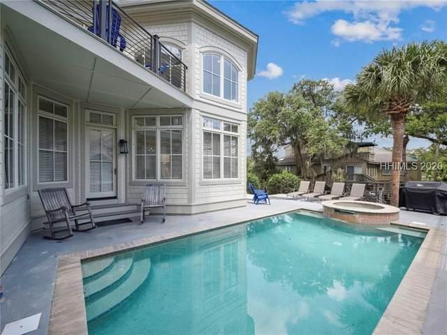 20 Knotts Way, Hilton Head Island, SC 29928 (MLS #408811) :: RE/MAX Island Realty