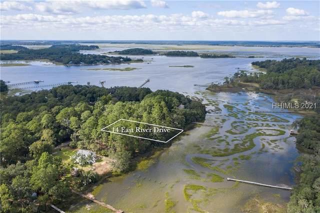 14 E River Drive, Beaufort, SC 29907 (MLS #408877) :: Coastal Realty Group