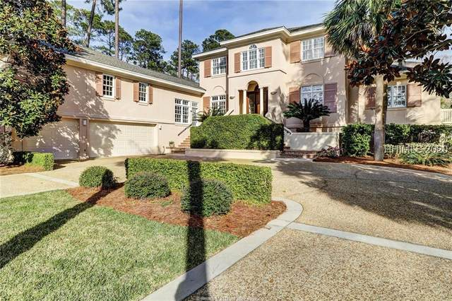 5 Wicklow Drive, Hilton Head Island, SC 29928 (MLS #408892) :: Schembra Real Estate Group