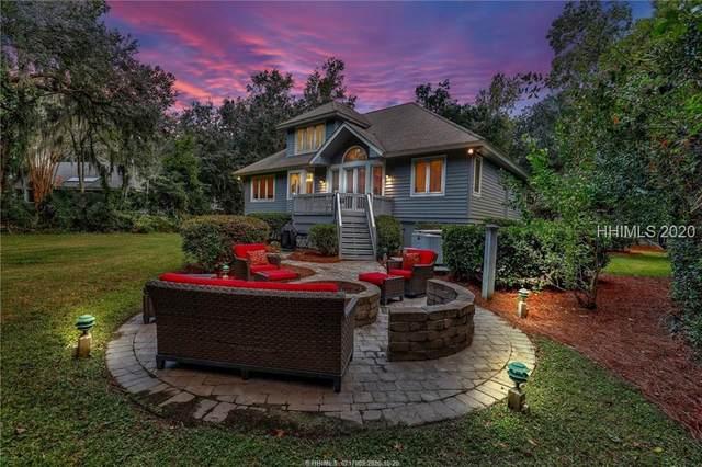 46 Cat Brier Lane, Hilton Head Island, SC 29926 (MLS #408927) :: Collins Group Realty