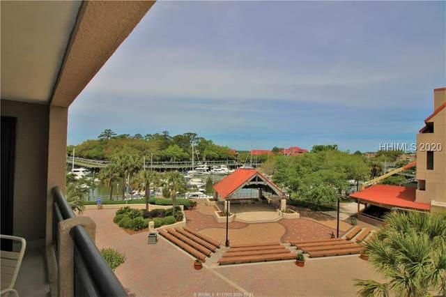 9 Harbourside Lane 7316B, Hilton Head Island, SC 29928 (MLS #409009) :: Schembra Real Estate Group